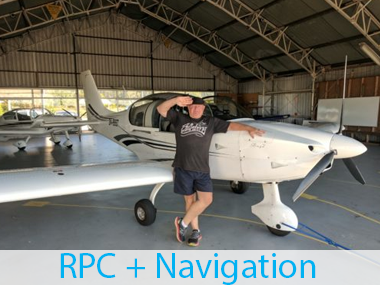 Recreational Pilots Certificate + Navigation Endorsement